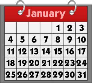 calendar january pixabay