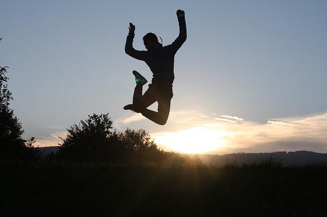jump for joy 2 pixabay