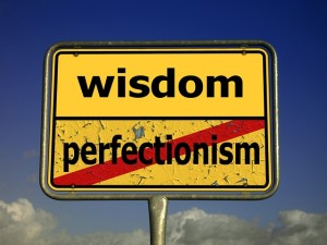 wisdom not perfection pixabay